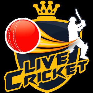 Live Cricket Score & News icon