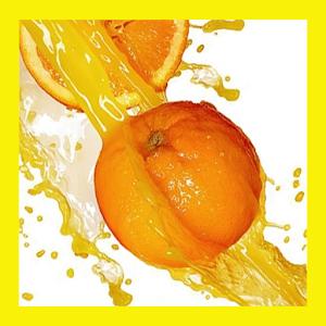 Orange juice live wallpapers icon