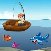 تحدي صيد السمك و القرش icon
