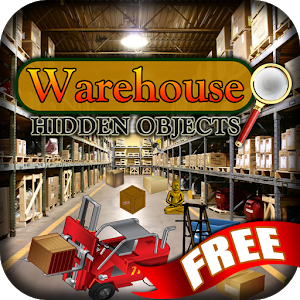 Warehouse Hidden Objects icon