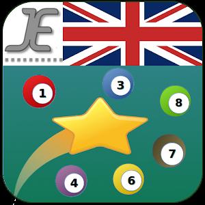UK lottery icon