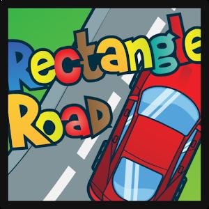 Rectangle Road icon
