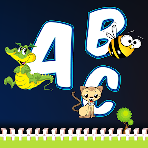 Alphabets Fun Activity App for Kids icon