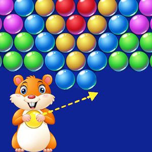 Hamster Bubble Shooter icon
