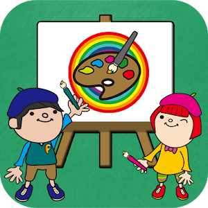 KidsLock?Painter icon