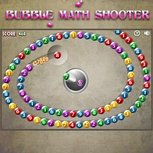 Bubble Math Shooter icon