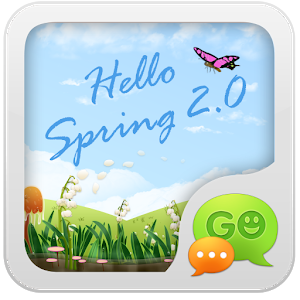 GO SMS PRO Spring SuperThemeEX icon