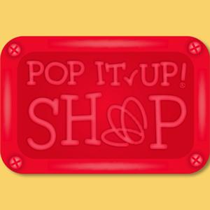 Pop-it-up-shop icon
