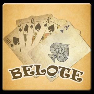Belot online (Bridge-Belote) icon