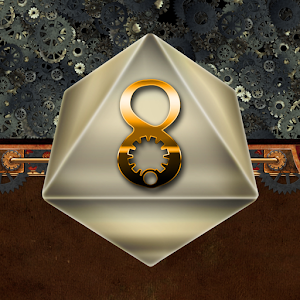 Steampunk Miracle Dice Roller icon