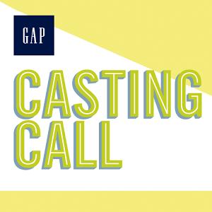 Gap Casting Call icon