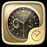 GoldenEngine GO Clock Theme icon