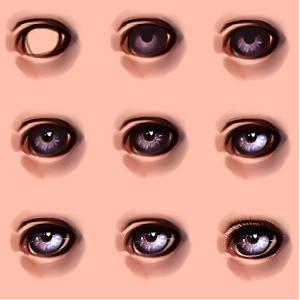 Change Eye Color icon