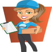 Delhivery Courier Tracking icon