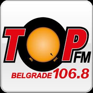 TopFM Radio Belgrade-106.8MHz icon