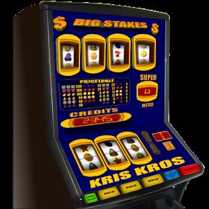 slot machine big stakes icon