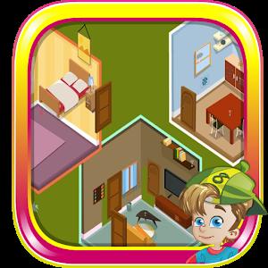 Isometric House Escape icon
