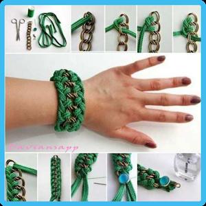 Cool DIY Bracelet Ideas icon