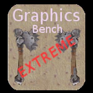 Graphics Benchmark Extreme icon