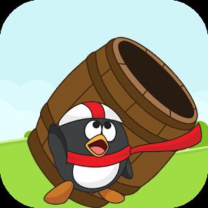 Penguin Blast - Barrel Tap Boom icon
