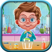 Science Experiments With Water : Kids Science Lab icon