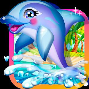 Seaworld Dolphin Performance icon