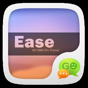 (FREE) GO SMS PRO EASE THEME icon