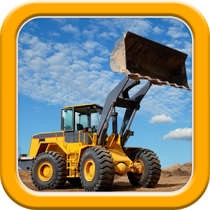 Trucks & Cars -Puzzle for Kids icon