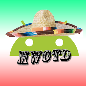 Mexican Word of the Day icon