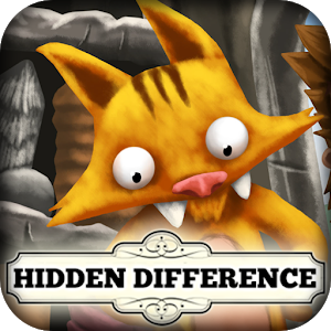 Hidden Difference Puss in Boot icon