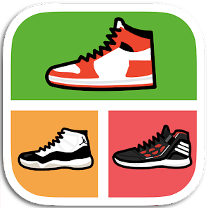 Guess: Sneakers Trivia Quiz icon