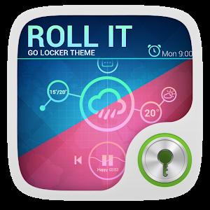 ROLLIT GO LOCKER THEME icon