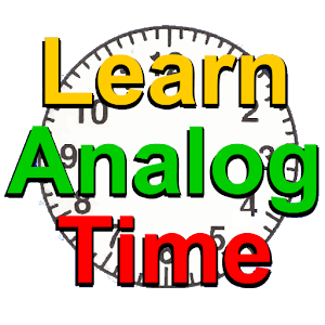 Learn Analog Time icon