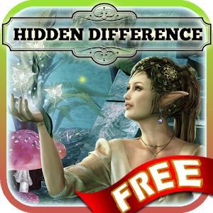 Hidden Difference - Elves Free icon