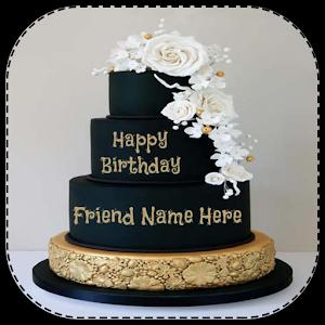 Awesome Name On Birthday Cake Apprecs Personalised Birthday Cards Xaembasilily Jamesorg
