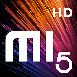 Mi5 Material Wallpapers HD icon
