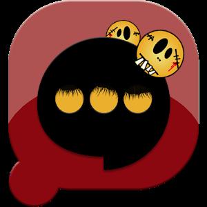 Easy SMS Halloween theme icon