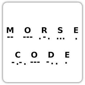Morse Code Input icon