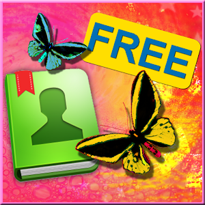 Butterfly - GO Contacts Theme icon