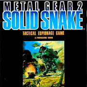 Text Guide Metal Gear 2 Solid Snake icon