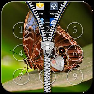 Butterfly Zipper Lock icon