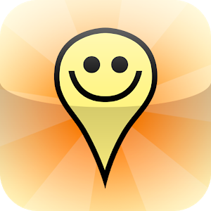 Paragliding Map icon