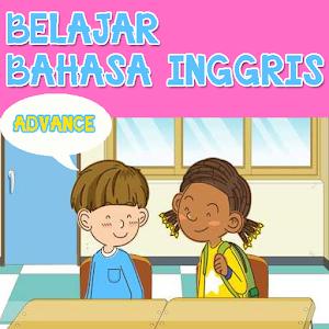 Belajar Bahasa Inggris Advance icon