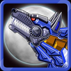 Toy Robot War:RobotSlayerWolf icon