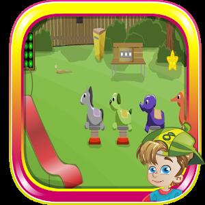 Beautiful Kids Park Escape icon