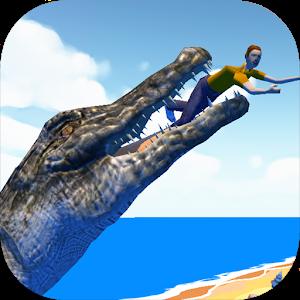 Crocodile Simulator Unlimited icon