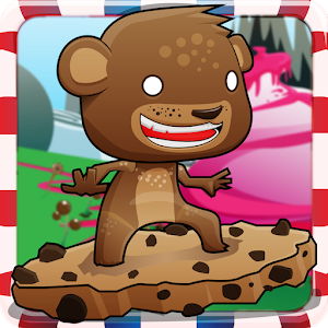 Cookie Surf Candy Blast icon