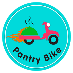 PantryBike - Food Delivery App icon