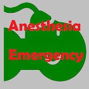 Anesthesia Emergency icon