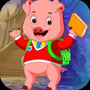Best Escape Game 451 Student Pig Escape Game icon